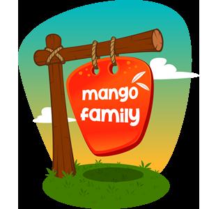 Mango family logo