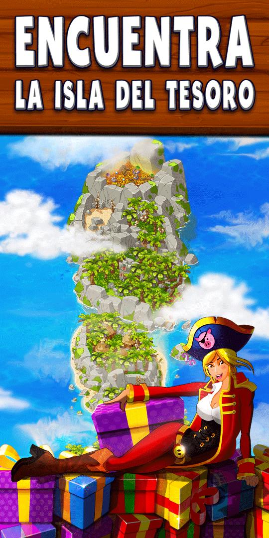 encuentra la isla del tesoro